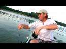 Рыбалка на сома квоком в Енотаевском районе Астраханской области