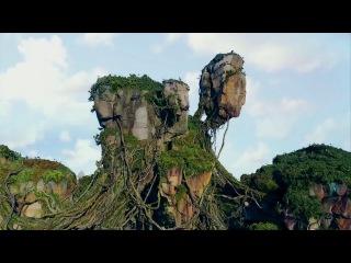 NEW Pandora - The World of Avatar: Valley of Mo'ara & floating mountains at Walt Disney World