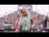 Melissa Reese National Anthem Seahawks NFL 10-16