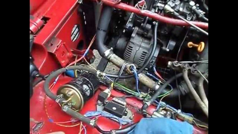 Нива дизель VW 1 9 SDI