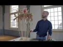 David Ragg   Standing Structure   Flower Arrangements