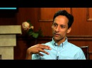 What A Moment To Share With Your Father | Danny Pudi Interview | Larry King Now - Ora TV
