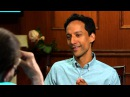 I Loved Having A Bromance | Danny Pudi Interview | Larry King Now - Ora TV