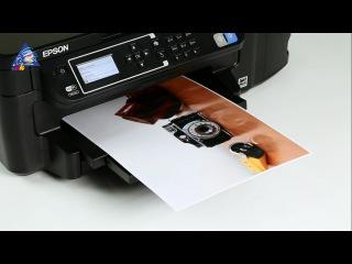 Обзор МФУ Epson L605