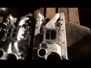 Впускные коллектора V8 ЗМЗ 4,3 4,7л под карбюратор Edelbrock b Holley обзор