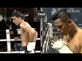 Payak Samui (Таиланд) vs. Bobur Tagaev (Узбекистан)