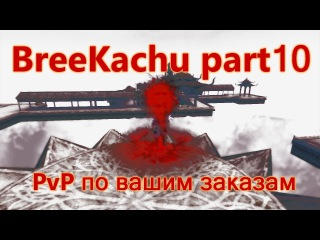 [Moon] BreeKachu part10 или PvP по вашим заказам 😏