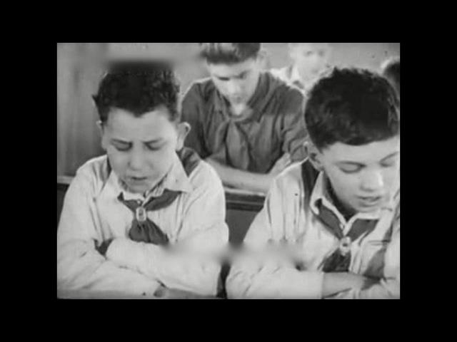 Испанские дети в СССР (1937) - документальный фильм