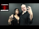 Meshuggah's Tomas Haake OITNB's Jessica Pimentel - Entertainment's Most Metal Couple