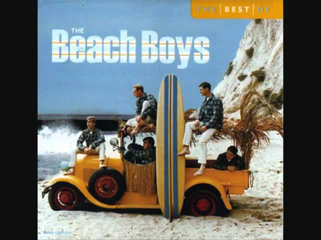 The Beach Boys - Surfer Girl