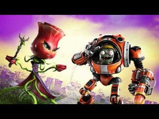 Plants vs Zombies  Full Movie part 5 Мультфильм Растения против зомби 5 часть Лучшее