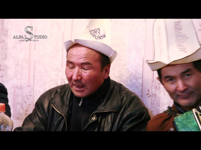 ЭРАЛИ АКА (БУРКУТ) - ОМУР ДАЙРА slow version