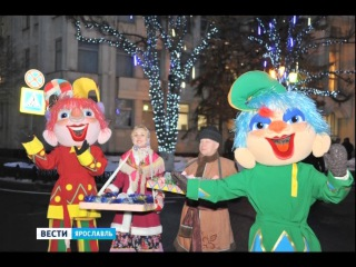Новогоднюю ярмарку в Ярославле посетили почти 22 тысячи человек