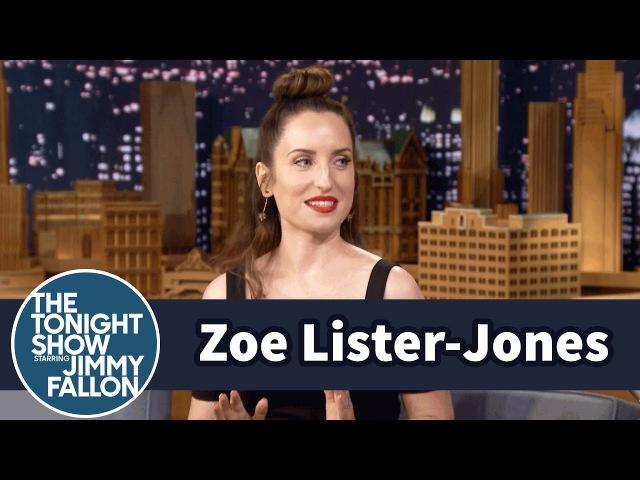 Zoe Lister-Jones' Demonic Voice Is Better Than an Alarm System