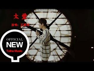 王圓坤【太愛】HD 高清官方完整版 MV (長夢留痕 電視劇片尾曲)