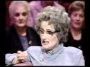 Mrs Merton - Carry On star Barbara Windsor interview (1995)