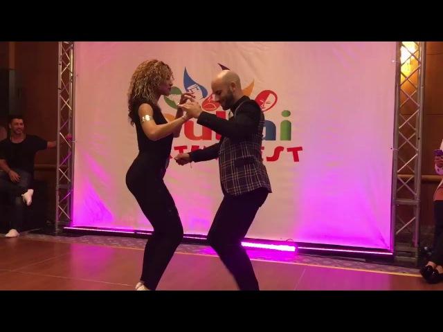 ATACA Y LA ALEMANA 2016 - BACHATA DANCE - MONCHY Y ALEXANDRA - HASTA EL FIN