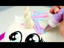 Красивые тортики в виде зверушек видео для вдохновения