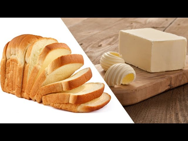 How It's Made - BREAD BUTTER