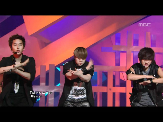 3 февр. 2012 г.Super Junior - Bad Woman, 슈퍼주니어 - 나쁜 여자, Music Core 20100515