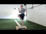 Top 10 Top Speed Drills #8 Elevated Hip Switch Overtime Athletes