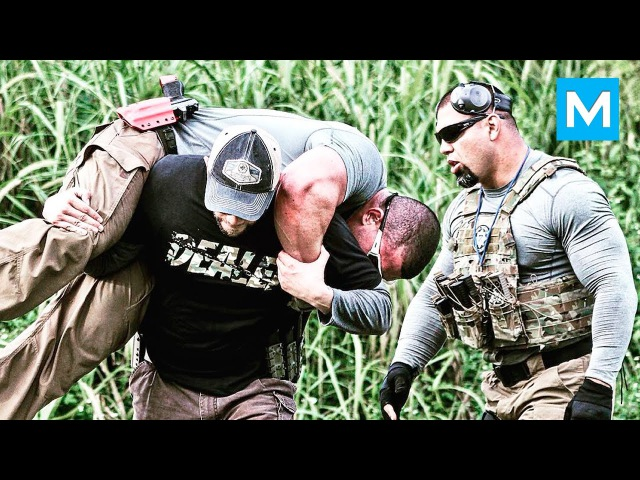 Strength Training for SPECIAL FORCES | Muscle Madness