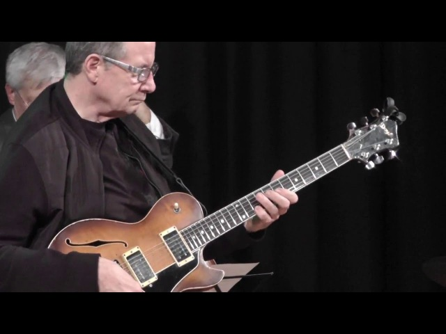 Vic Juris @ The 25th North Wales International Jazz Guitar Weekend Shadow Of You Smile