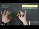 Zil practice! практика с сагатами 7: Accenting (Упражнения на акценты) ENG Subtitles