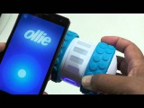 Sphero Ollie - hands on with the new high speed fun tricks robot Review