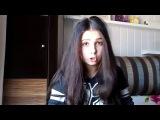 Девушка очень красиво поет песню Катя Нова Что такое любовь 1