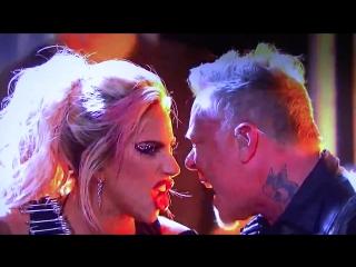 Lady Gaga And Metallica 2017 Grammy Awards (первое доступное видео)