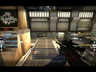 CS:GO RD Quadro kill 25.09.16