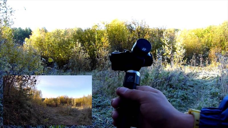 Стабилизатор для GoPro Z1 Pround. Тест и первое впечатление. Обзор стадикама