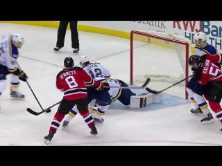 Нью-Джерси - Сент-Луис 1-4. . Обзор матча НХЛ