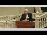 «Для чего нужно искусство» Выступление Татьяны Владимировны Черниговской на Дискуссии в Эрмитажном театре, посвященная 25-летию