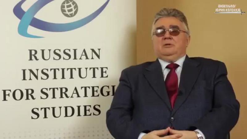 Експерт МГІМО про те як нищити Україну та чинити етноцид.