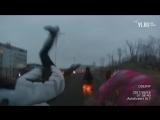 внимание опасность В хабаровске пьяная шлюха На Русском острове на джипе сбила группу пешеходов авария дтп трэш жесть скрытая