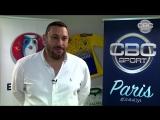 CBC Sport-un yaradıcı heyəti Fransaya yollandı