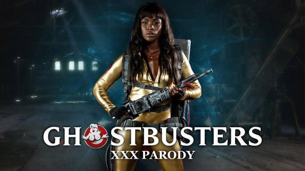 WOW Ghostbusters XXX Parody: Part 2 # 1