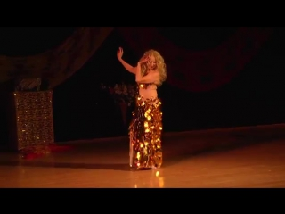 Belly Dance Show - Simona Guzman