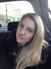 Оксана Белопашенцева