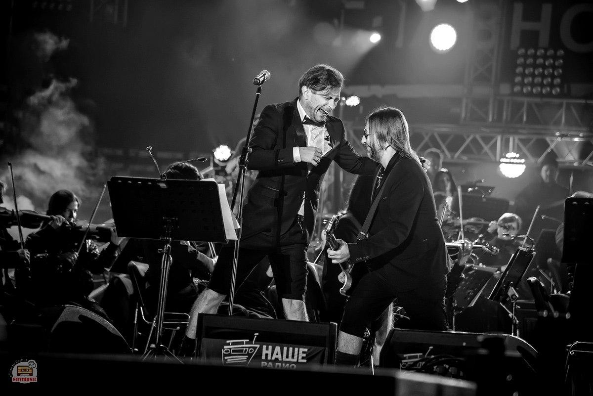 БИ-2 на фестивале НАШЕСТВИЕ 2016
