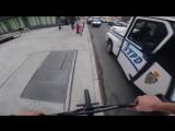 На BMX по Нью-йорку