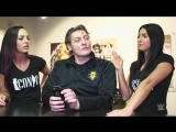 Peyton Royce  Billie Kay plea with William Regal to ban Ember Moons Eclipse