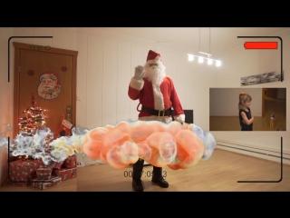 Папа заставил 6-летнюю дочку поверить в чудо Санта-Клауса