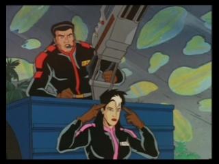 Космические агенты – 1 сезон, 2 серия. Тропический лес