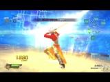 ARCHER (Nameless) VS LANCER - Fate-EXTELLA- The Umbral Star ARCHER (Nameless) Gameplay (PS4-PS Vita)