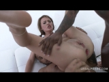 Timea Bella 5on1 interracial mini gangbang with DP  gapes (BBC anal) SZ1032