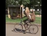 Велосипедная подушка безопасности