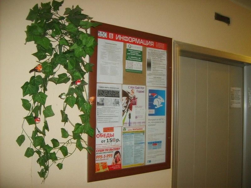 Префектура СВАО объявила конкурс на право размещения рекламы на информационных конструкциях